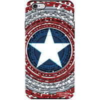 Captains Shield Engineered - Tough Case for iPhone 6S