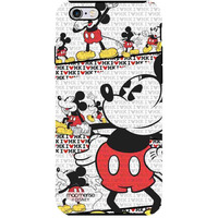 I Heart Mickey - Tough Case for iPhone 6S