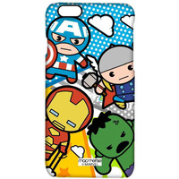 Kawaii Avengers - Pro Case for iPhone 6S