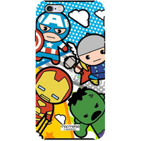 Kawaii Avengers - Tough Case for iPhone 6S