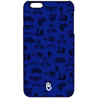KR Collage Blue - Pro Case for iPhone 6 Plus