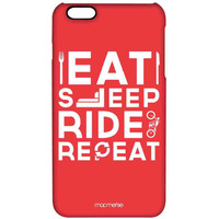 Eat Sleep Ride Repeat - Pro Case for iPhone 6 Plus