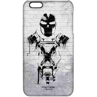 Crossbones Brick Art - Pro Case for iPhone 6 Plus