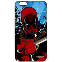 Deadpool Fury - Pro Case for iPhone 6 Plus