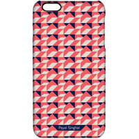 Payal Singhal Coral Navy - Pro Case for iPhone 6 Plus