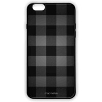 Checkmate Black - Lite Case for iPhone 6 Plus