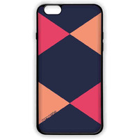 Criss Cross Blupink - Lite Case for iPhone 6 Plus