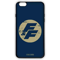 F & F Blue - Lite Case for iPhone 6 Plus