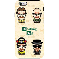 Breaking Bad Caricatures  - Tough Case for iPhone 6 Plus