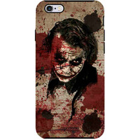 Bloody Joker - Tough Case for iPhone 6 Plus