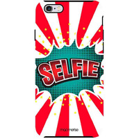 Pop Art Selfie - Tough Case for iPhone 6 Plus