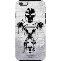 Crossbones Brick Art - Tough Case for iPhone 6 Plus