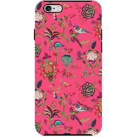 Payal Singhal Chidiya Pink - Tough Case for iPhone 6 Plus