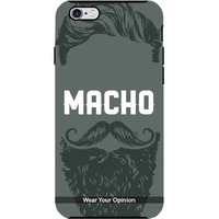 Macho - Tough Case for iPhone 6 Plus