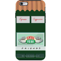 Central Perk - Tough Case for iPhone 6 Plus