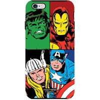 Mighty Avengers - Tough Case for iPhone 6 Plus