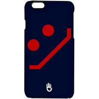 KR Navy Red Smiley - Pro Case for iPhone 6