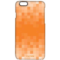 Pixelated Orange - Pro Case for iPhone 6