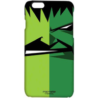 Face Focus Hulk - Pro Case for iPhone 6
