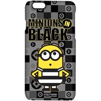 Minions In Black - Pro Case for iPhone 6
