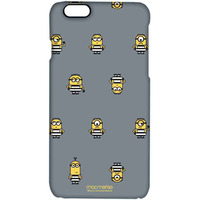 Upside Down Minions - Pro Case for iPhone 6