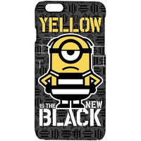 Yellow Black - Pro Case for iPhone 6