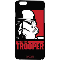 Iconic Storm Trooper - Pro Case for iPhone 6
