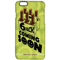 Six Pack - Pro Case for iPhone 6