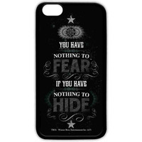 Nothing to Hide  - Lite Case for iPhone 6