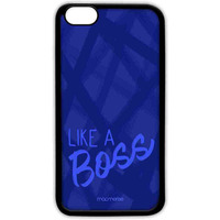 Like A Boss Blue - Lite Case for iPhone 6