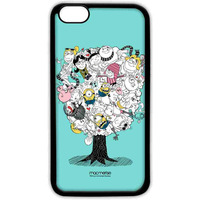 Grus Family Tree - Lite Case for iPhone 6