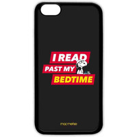 I Read Past Bedtime  - Lite Case for iPhone 6