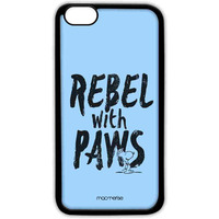 Rebel With Paws  - Lite Case for iPhone 6