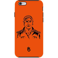 KR Mother Orange - Tough Case for iPhone 6