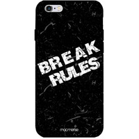 Break Rules - Tough Case for iPhone 6