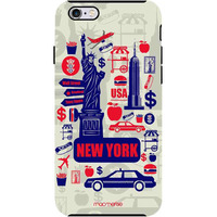 City of New York - Tough Case for iPhone 6