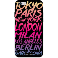 Fashion Cities - Tough Case for iPhone 6