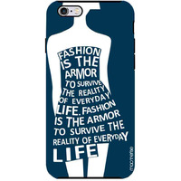 Fashionista Diaries - Tough Case for iPhone 6