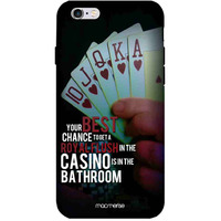 Royal Flush - Tough Case for iPhone 6