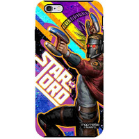 Star Lord Attack - Tough Case for iPhone 6