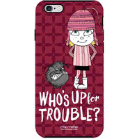 Troublesome Edith - Tough Case for iPhone 6