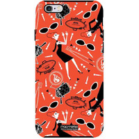 Undercover Lucy - Tough Case for iPhone 6