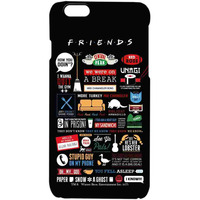 Friends Infographic - Pro Case for iPhone 6