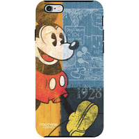 Walkey Mickey - Tough Case for iPhone 6