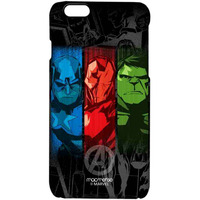 Avengers Sketch - Pro Case for iPhone 6