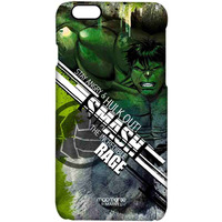 Stay Angry Hulk - Pro Case for iPhone 6
