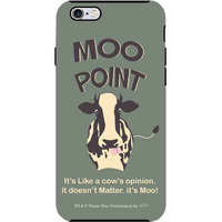 Friends Moo Point - Tough Case for iPhone 6