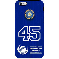 India Number 45 - Tough Case for iPhone 6