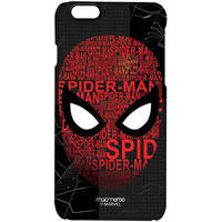 Spiderman Wordart - Pro Case for iPhone 6