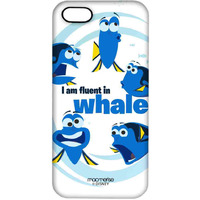 Fluent Whale - Pro Case for iPhone 5/5S